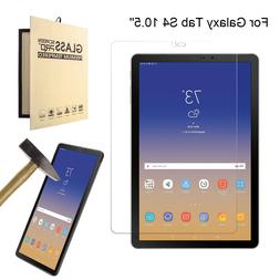 For Samsung Galaxy Tab S4 10.5 Tablet HD Clear Tempered Glas