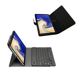 """For Samsung Galaxy Tab S4 10.5"""" Tablet Stand Case Cover With"""