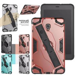 For Samsung Galaxy Tablet Shockproof Heavy Duty TPU With Har