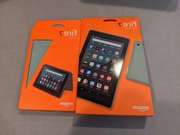 Sealed Amazon Fire 7 9th Gen 32 GB Wi-Fi 7 inch Sage With Sa