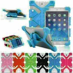"""Shockproof Soft Silicone Case Safe Cover For RCA 10"""" 10.1"""" 1"""