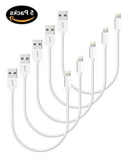 6-Inch Short iPhone Cable, Pantom Short Lightning Cable Sync