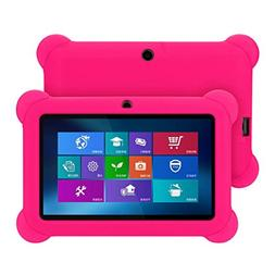 Sunfei Silicone Gel Kid-Proof Protective Back Case Cover For