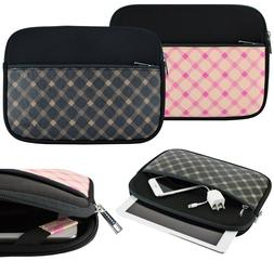 """Slim 10"""" Inch Sleeve Carrying Case Cover Bag for 10"""" - 10.1"""""""