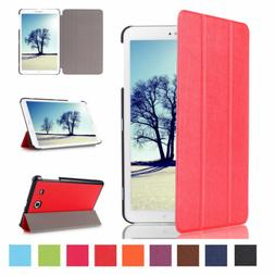 Slim Case Fit Cover Screen Protector For Samsung Galaxy Tab