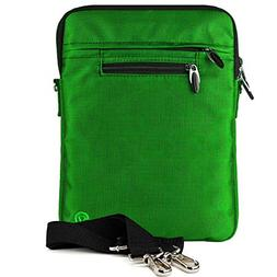 VanGoddy Slim 10-inch Green Tablet Carrying Case Bag for Chu