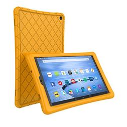 Soft Silicone Case Protector for All-New Amazon Fire HD 10 T