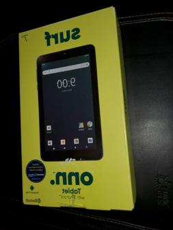 """ONN. Surf 7"""" Android Tablet 9.0 Pie 16GB 1.3GHz Quad-Core 2"""