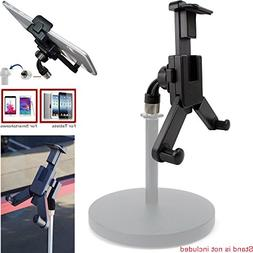ChargerCity 360° Swivel Smartphone Tablet Mount Holder w/ 5
