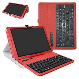 AT&T Primetime Tablet Bluetooth Keyboard Case,Mama Mouth Sli