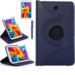 Tab 4 7.0 Case, AiSMei Rotating Case For Samsung Galaxy Tab