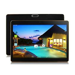 Hometom Tablet PC, 9.6Inch Tablet Android 6.0 3G Quad Core H