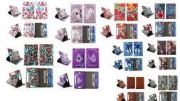 """TABLET CASE FOR 7 INCH 7"""" ROTATING FOLIO PU LEATHER  UNIVERS"""