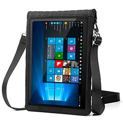 USA Gear 12-Inch Tablet Case Neoprene Sleeve Cover w/Built-i