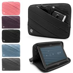 "VanGoddy Tablet Stand Sleeve Pouch Case Cover Bag For 12"" Sa"