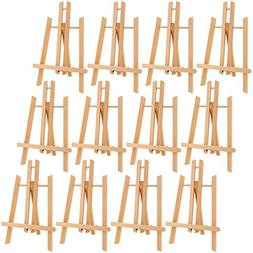 """US Art Supply 11"""" Tall Small Tabletop Display A-Frame Easel"""