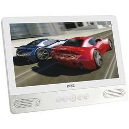 """Zeki TBDV986W 9"""" Android 5.1 Quad-Core 8GB Tablet with DVD P"""
