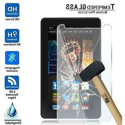 "Tempered Glass Screen Protector For Amazon Kindle fire 7"" /"