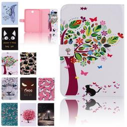 Thin Leather Smart Cover Case For Samsung Galaxy Tab A 7.0 7