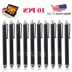 10x Touch Screen Pen Stylus Universal For iPhone iPad Samsun