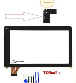 7 Touch Screen Digitizer Glass for RCA Voyager RCT6873W42 RC