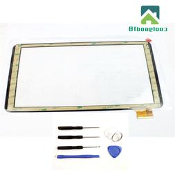"""Touch Screen Digitizer Panel For DigiLand DL1008M 10.1"""" Inch"""