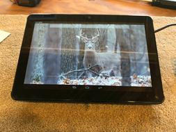 "Trail Camera Picture Game Viewer 10"" Droid Tablet w/HDMI and"