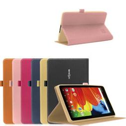 Ultra-Slim Folio Leather Cover for  RCA 7 Voyager & RCA Voya
