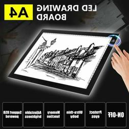 Digital Tablet A4 LED Art Drawing Board Light Protect Eyes T