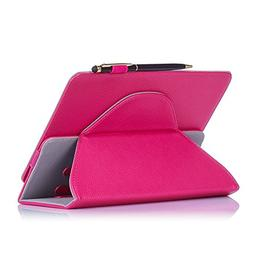 ProCase Universal 360 Rotating Stand Folio Case Cover for 7-