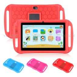 For Universal 7 Inch Android Tablet PC Shockproof Soft Silic