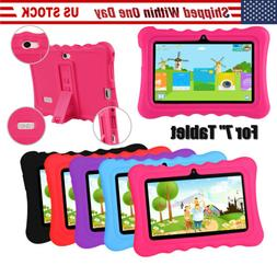 Universal 7-inch Silicone Soft Case Protective Cover For 7""