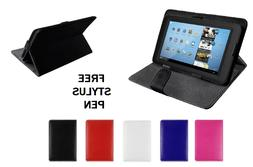"""Universal Flip Case Cover Stand Fit Lenovo TB-X103F 10.1""""inc"""