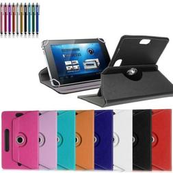 Universal PU Leather Stand Box Case Cover For Android Asus T