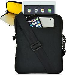 Turtleback Universal Tablet and iPad Pouch Bag with Shoulder