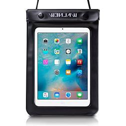 WALNEW Universal Waterproof eReader Protective Case Cover fo