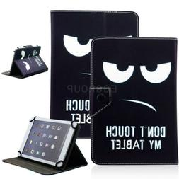 "US Cover For 7"" Tab Android Tablet Universal Leather Cool Pe"