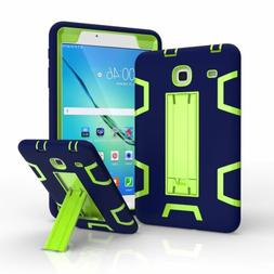 US Defender Shockproof Stand Tablet Case Cover For Samsung G