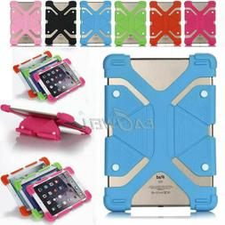 Universal Kids Safe Shockproof Soft Silicone Case Cover For