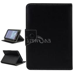 "US For 7"" 8"" 10"" 10.1"" Tablets Universal Folded Leather Case"