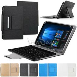 """For Android 7"""" 8"""" 10"""" 10.1"""" inch Tablet PC Universal Leather"""