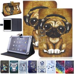 Universal Folio Stand Leather Case Cover For Amazon Kindle F
