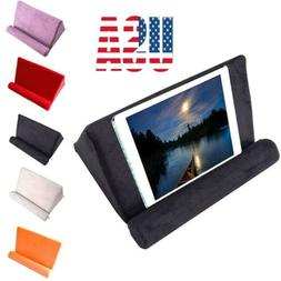 US Modern Tablet Pillow Holder Bed Support Sofa Book Reading