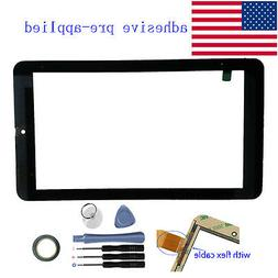 USA New Touch Screen Digitizer Panel For Alldaymall A88T Pro