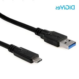 DiGiYes USB 3.1 Type C to USB 3.0 Type A Cable, 3.3 Ft USB C