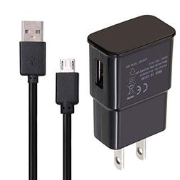 USB Charger Detachable Cord for Amazon Fire-TV-Stick, Fire-T