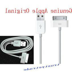 USB Data Cord Charger Cable for Apple iPhone 4S 4 3GS 3 i Po