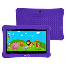 "Contixo Mother's Day Kid Safe 7"" HD Tablet WiFi 8GB Bluetoot"