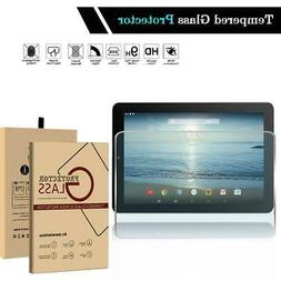 """For Various 10"""" RCA tablet - Tempered Glass Screen Protector"""