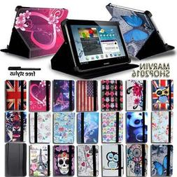 For Various Samsung Galaxy Tab S / E Tablet -FOLIO LEATHER S